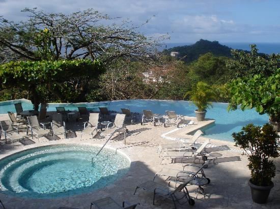 foto de la mariposa hotel parque nacional manuel antonio the pool tripadvisor. Black Bedroom Furniture Sets. Home Design Ideas
