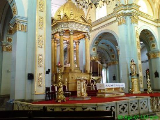 Villas Layfer : catedral interior