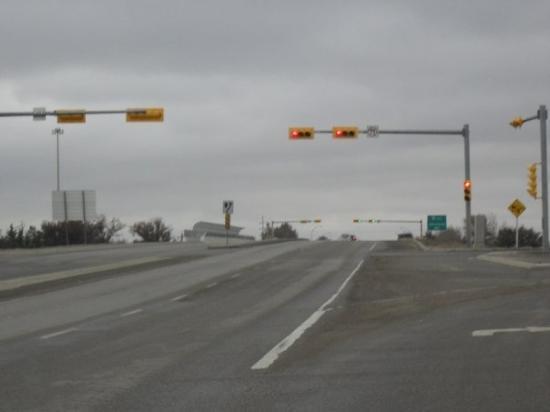 Horizontal Traffic Lights Picture Of Regina