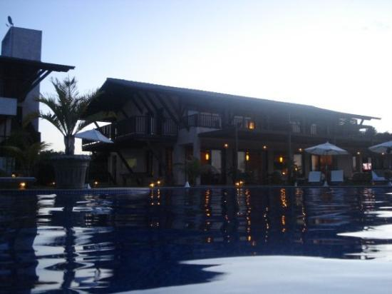 Pousada OKA da MATA: Último fim de tarde na piscina