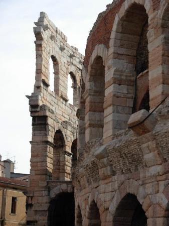 Arena di Verona: the colessium in Verona, Italy