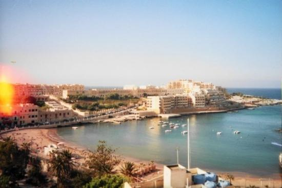 Saint Julian's, Malta: George's Bay
