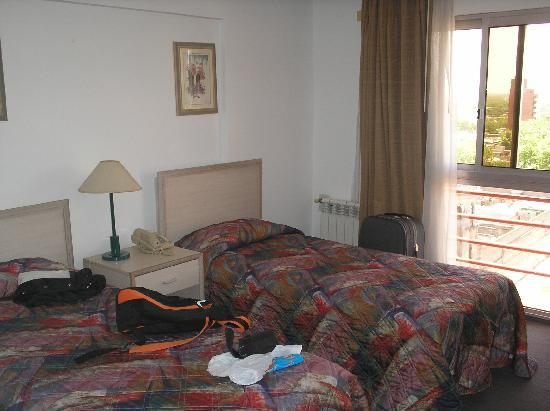 Hotel Tres Cruces: quarto single