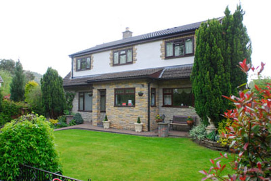 Brecon, UK: Belvedere Bed and Breakfast