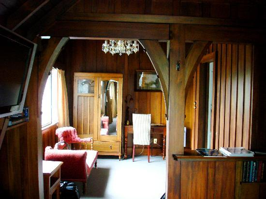 Elm Tree House: just part of our room