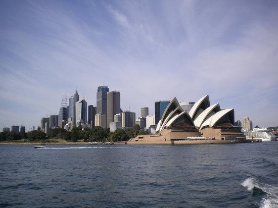 سيدني, أستراليا: Opera house sydney