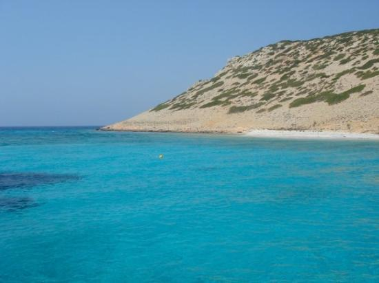 Astipalaia, Grecia: The beaches!