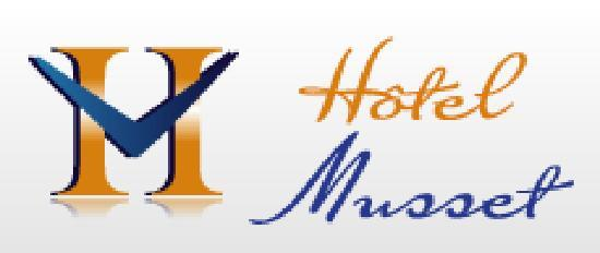 Hotel Musset: logo