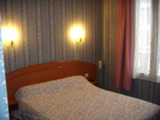 Hotel Musset : chambre double
