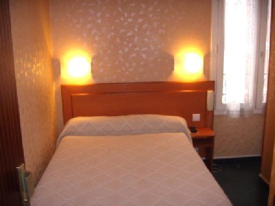 Hotel Musset: chambre single