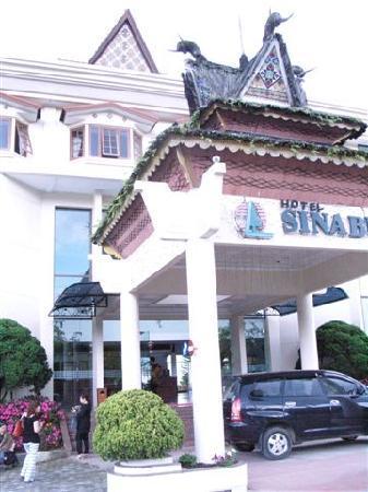 Pondok Brastagi, إندونيسيا: hotel