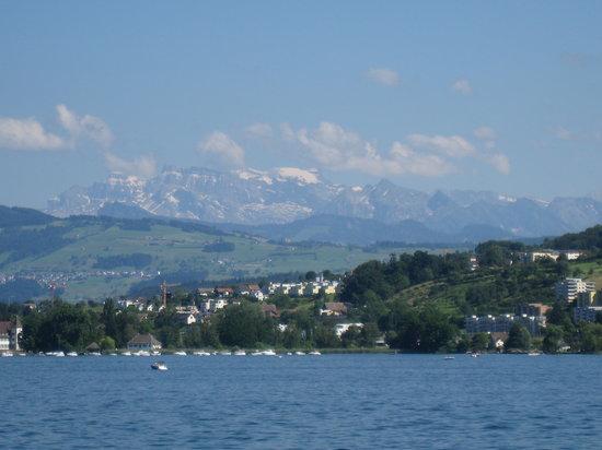 Zürichsee: Lake Zurich
