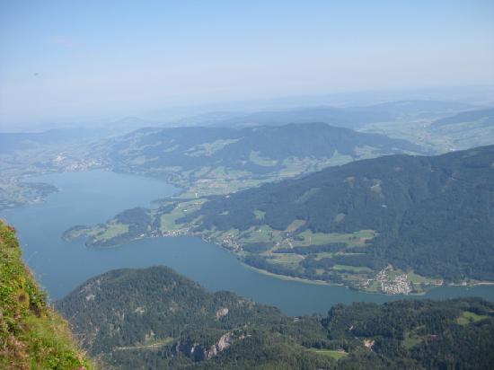 St. Wolfgang, Österrike: 景色①