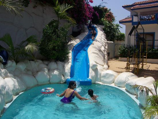 Karma Royal Haathi Mahal: Splash by the Hotel pool