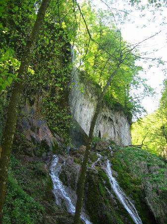 "Park Prirode Papuk: The ""Skakavac"" (""Grasshopper"") waterfall"