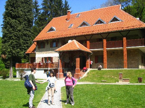 Park Prirode Papuk: The best mountain lodge in the Park, near the Skakavac Waterfall