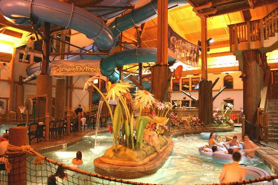 Whether you are six or sixty years old, born to swim or afraid of the deep-end, there is so much fun to be had at the Bavarian Inn Waterpark and Zehnder's Splash Village Hotel & Waterpark. This is the perfect getaway for families looking to get soaked in fun for the day or weekend.