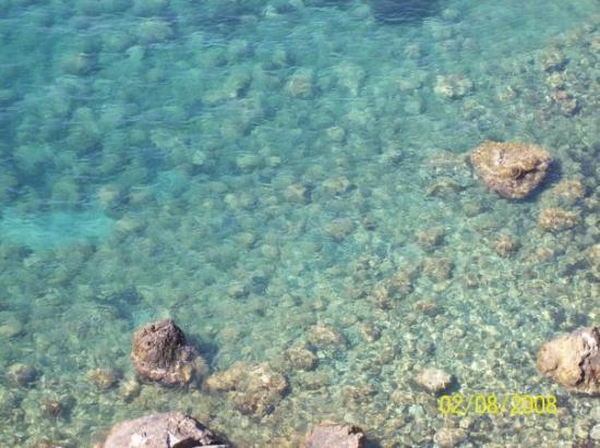 Talamone, Italy: ma la sardegna che ci faaaa!!