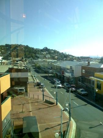 เบอร์นี, ออสเตรเลีย: Burnie, Tasmania Apr 20 2008