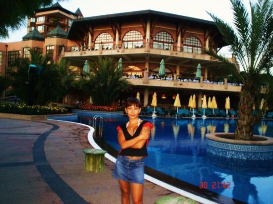 Papillon Zeugma Relaxury: Belek, Turkey, Papillon Zeugma Hotel 5*, sept. 2005
