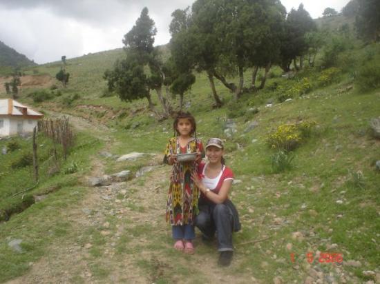 ดชานเบ, ทาจิกิสถาน: Tajikistan, may 2006
