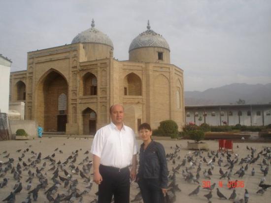 Khujand, Tayikistán: Khudjand, Tajikistan, may 2006