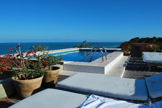 Maitei Hotel: Terrace