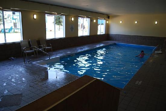 Pool Jaccuzzi Picture Of Holiday Inn Express Hotel Suites Prince Albert Prince Albert