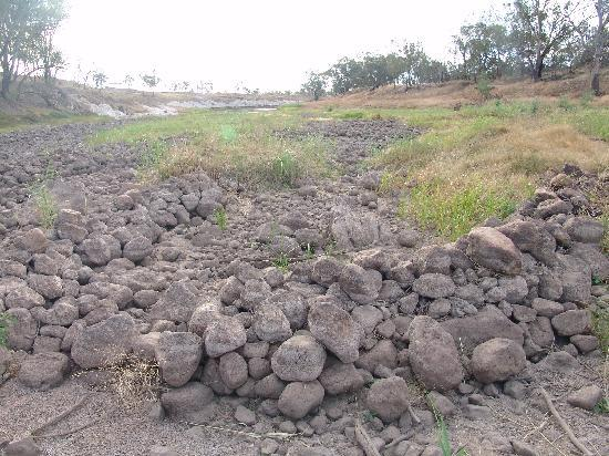 The Stone Fish Traps at Brewarrina
