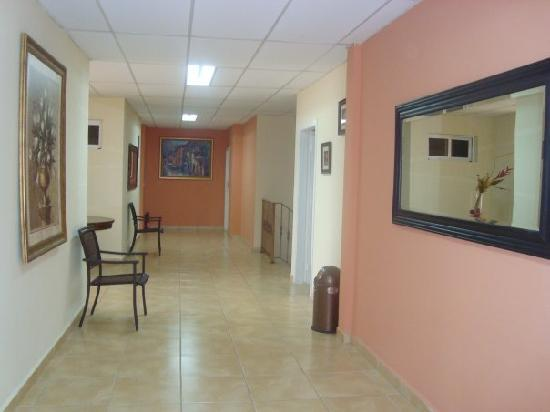Hotel Real Caribe : second floor