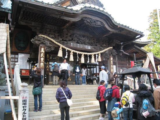 Hachioji, Japan: 本堂