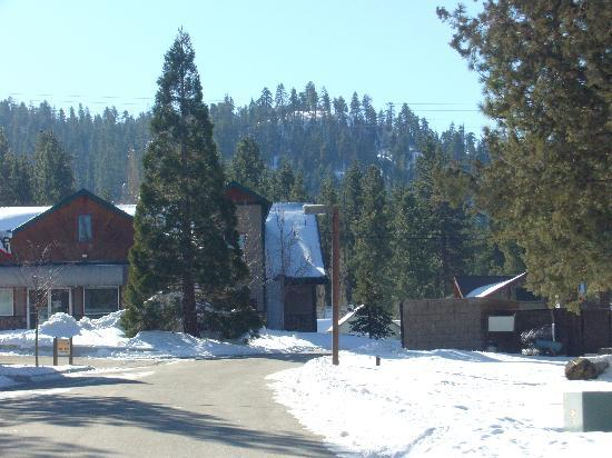 Vintage Lakeside Inn: White Christmas!