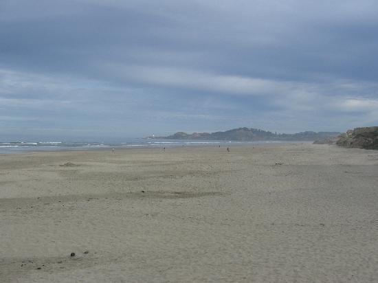 Beach near The Grand Victorian.