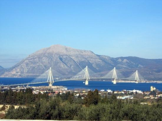 View from ICEHT... Patras_07