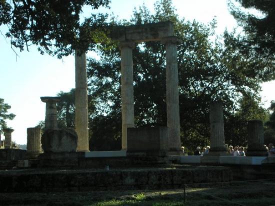 Sito storico di olympia foto di olympia elis region for Sito storico