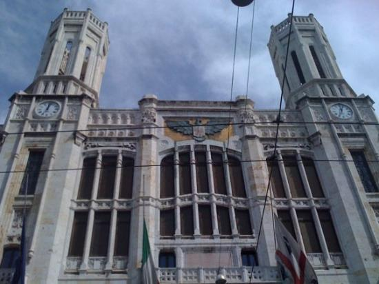 Cagliari, إيطاليا: Il municipio di Cagliari