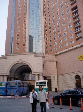 Guang Dong Hotel: かなりの大型ホテル