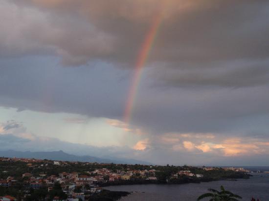 Casavacanze Residence Maia Volcani : Arcobaleno