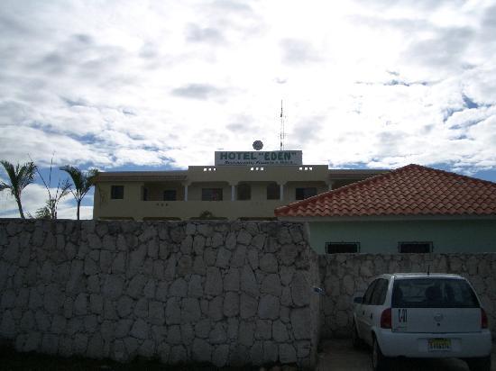 El Eden Hotel: hotel heden