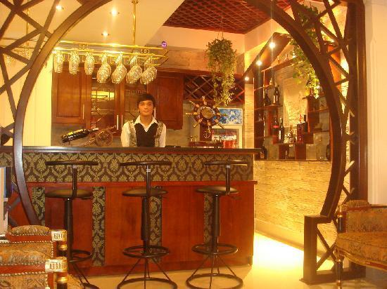 Hanoi Leo Hotel: CAFE LOUNGE