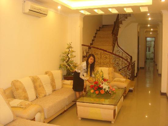 Hanoi Leo Hotel: BUSINESS CENTER