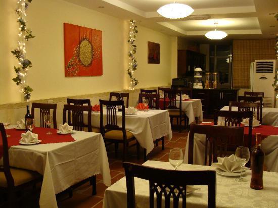 Hanoi Leo Hotel: RESTAURANT