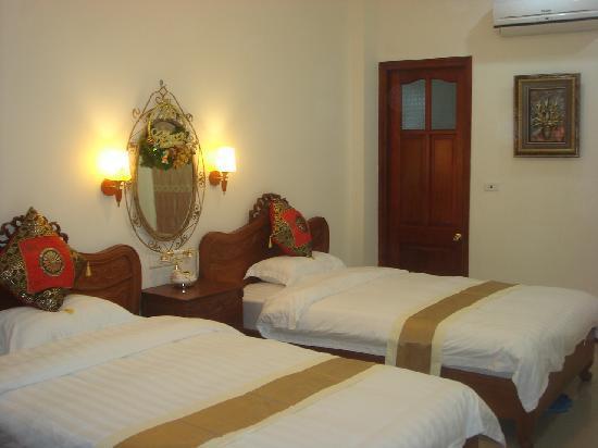 Hanoi Leo Hotel: TWIN ROOM