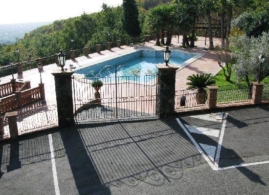 Airone Wellness Hotel: Hotel Airone Pool