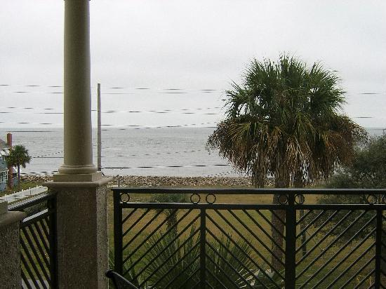 The Sea Gate Inn: View from Balcony