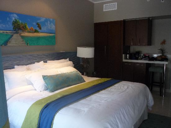 Orchid Key Inn: our room (101)