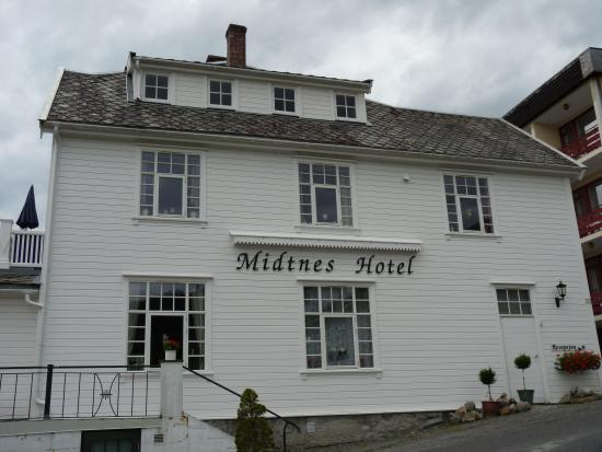 Balestrand, Norwegia: Midtnes hotel