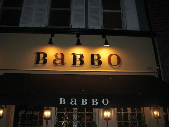 Babbo Restaurant New York Reviews