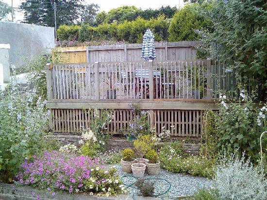 Salcombe, UK: Garden