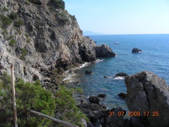 Talamone, إيطاليا: talamone